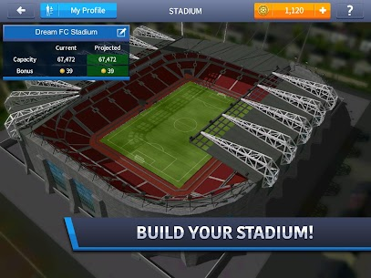 Dream League Soccer 4.15 MOD (Unlimited Money) Apk + Data 10