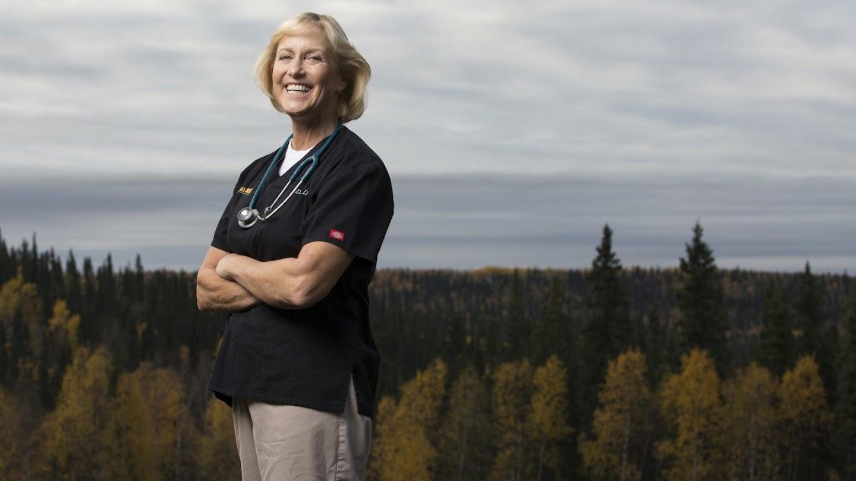 Dr. Dee: Alaska Vet