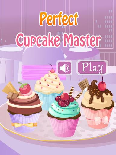 完璧なカップケーキマスター
