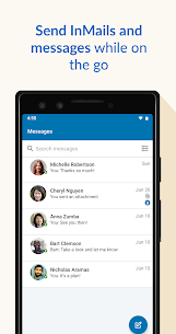 LinkedIn Sales Navigator 6.8.6 3
