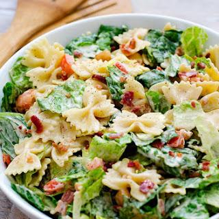 BLT Pasta Salad.