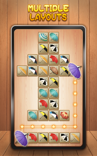 Tile Connect - Free Tile Puzzle & Match Brain Game 1.4.1 screenshots 14