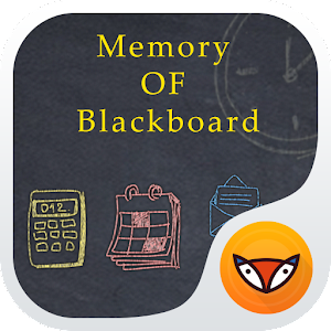 The blackboard memories