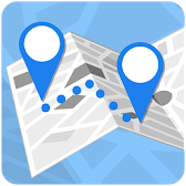 Fake GPS Joystick & Routes Go APK Icon