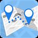 Fake GPS Joystick & Routes Go Icon