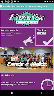 Paradise Fitness Center Clubs - náhled