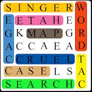 Word Search Kingdom Puzzle