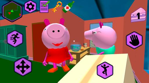 Piggy Neighbor. Family Escape Obby House 3D 1.7 screenshots 6
