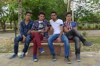 Photo: Youths, Erbil 2015