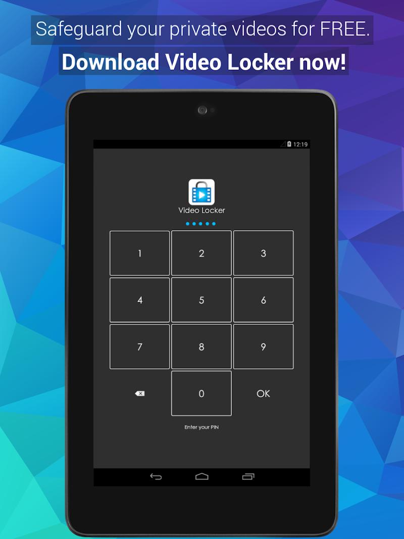 Video Locker Pro Screenshot 5