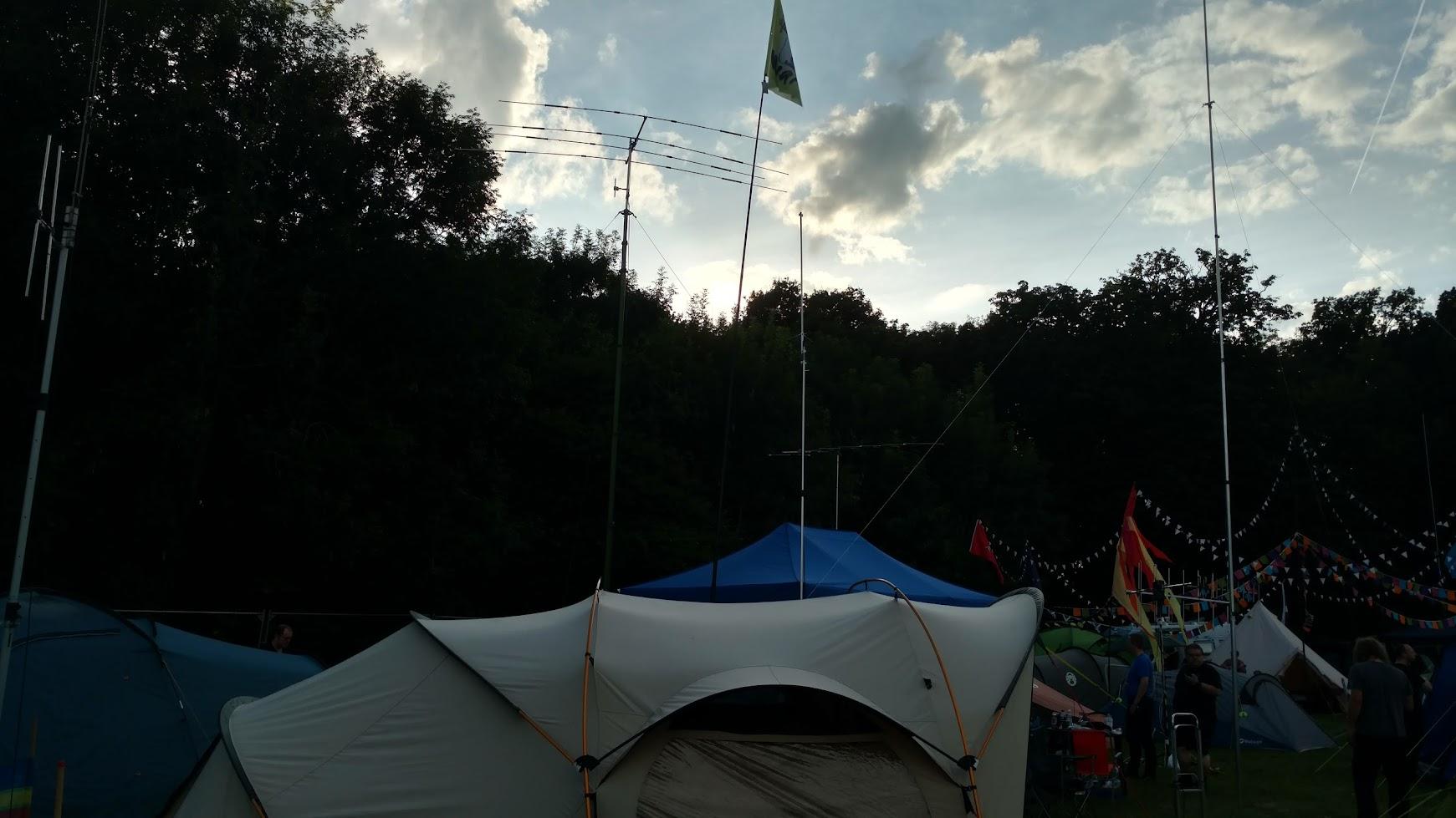 EMFhams Setup