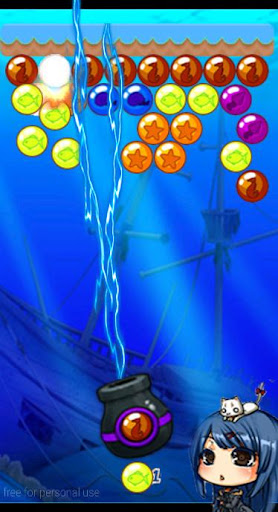 Pirate Bubble Shooter 2015 Hd