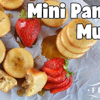 Mini Pancake Muffins.