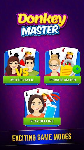 Donkey Master: Donkey Card Game apkpoly screenshots 2