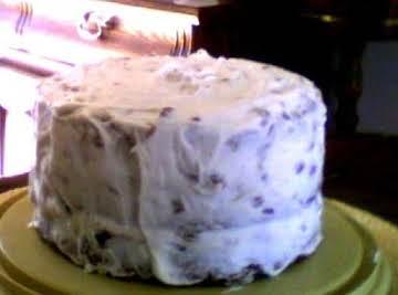 BEA'S CARROT CAKE