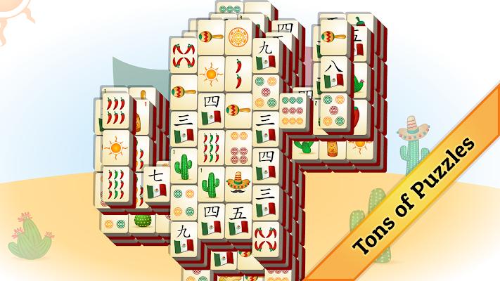 Cinco De Mayo Mahjong - screenshot