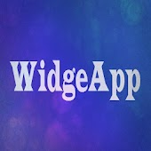 WidgeApp: Folder Widgets