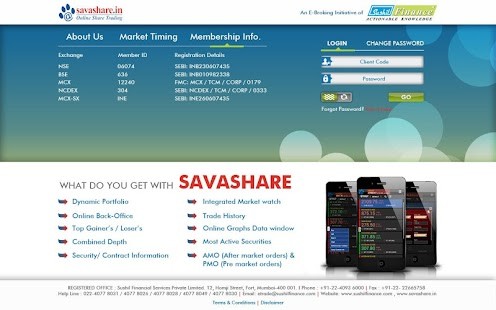 Savashare- screenshot thumbnail