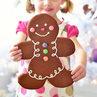 The Perfect Gingerbread Cookie