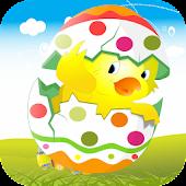 Egg bubble shooter