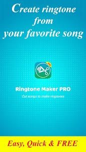 Ringtone Maker Pro – Free Mp3 Cutter App Download for Android 1