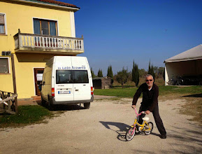 Photo: und der Fahrradverleih ist kostenlos.