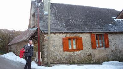 Photo: La maison familiale de Mireille à Aret (Bethmale)