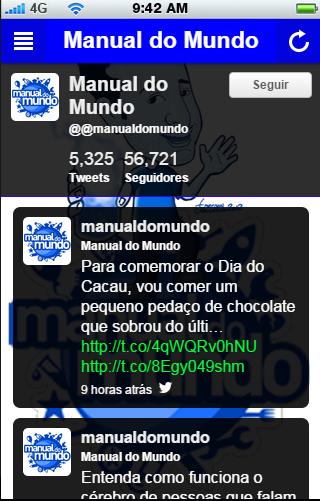 Manual Do Mundo 2.0