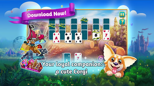 Solitaire Family World modavailable screenshots 3