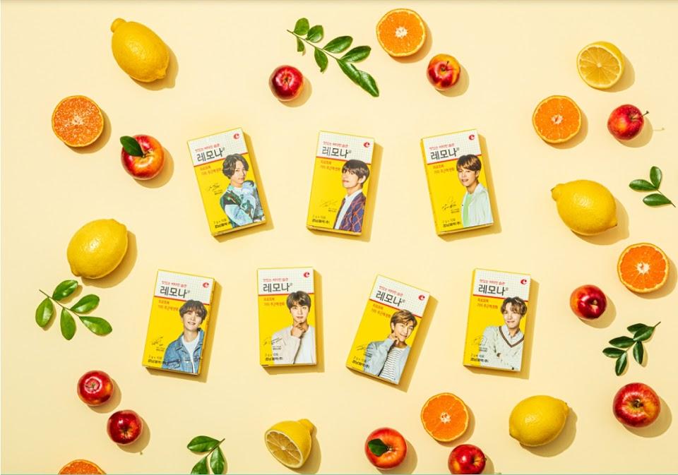 BTS-lemona