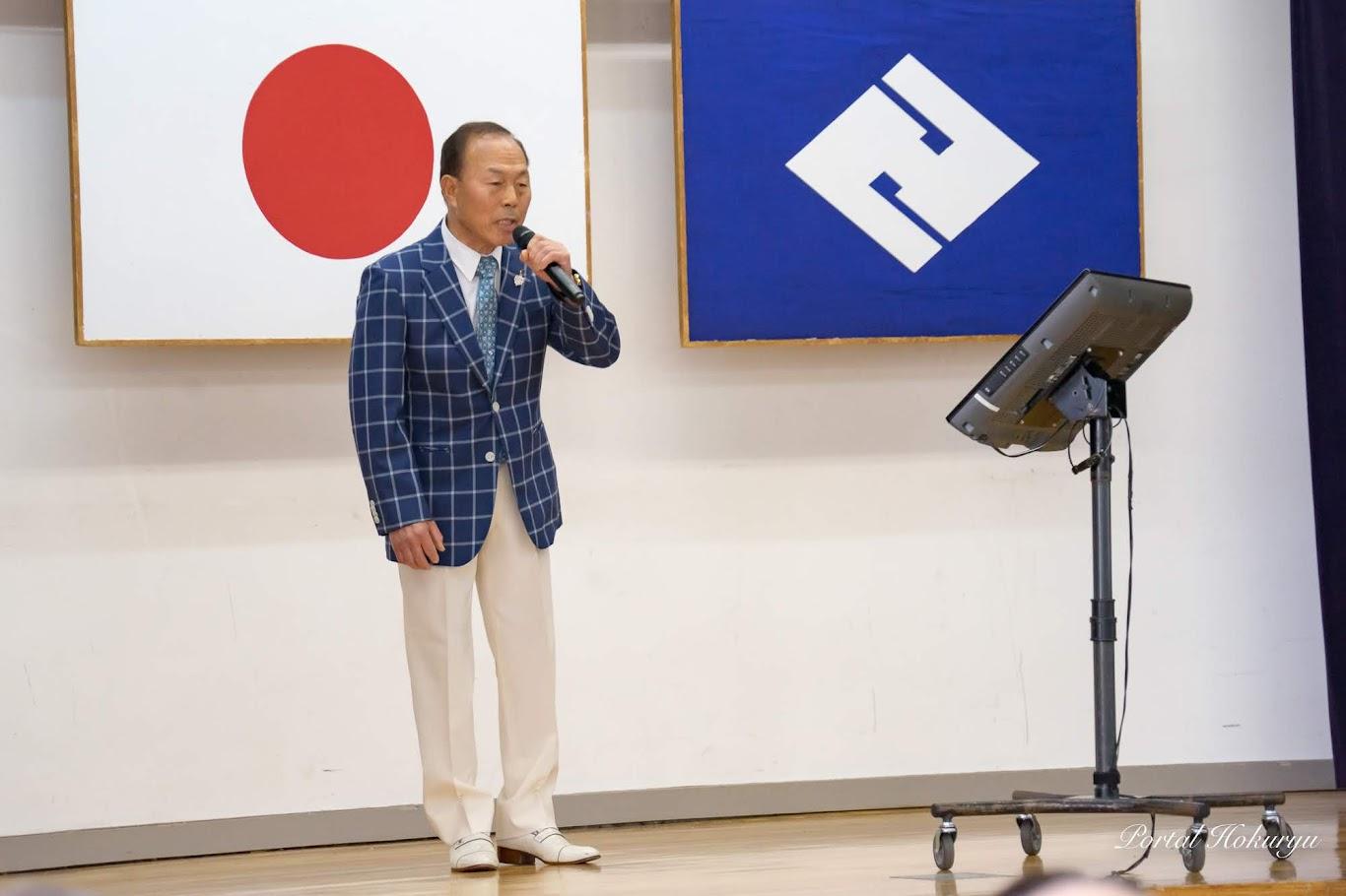 笹野博さん