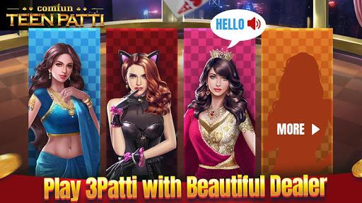 Teen Patti Comfun-3 Patti Flash Card Game Online 5.5.20200611 screenshots 6
