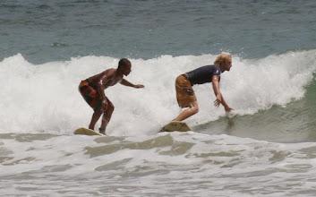 Photo: Surf in Ghana, Busua and Ezile bay #Africa #Ghana #Akwidaa #Busua http://www.ezilebay.com/ http://busuainn.com/ http://olivbusua.blogspot.com/