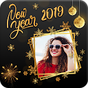 Happy New Year Photo Frames - Greetings 2019 1.1