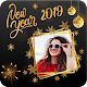 Happy New Year Photo Frames - Greetings 2019 APK