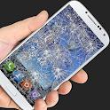 Broken Screen-Crack app Prank icon