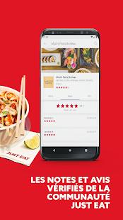 Download Just Eat France - Livraison de Repas à Domicile For PC Windows and Mac apk screenshot 5