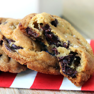 Legendary Jacques Torres Chocolate Chip Cookies