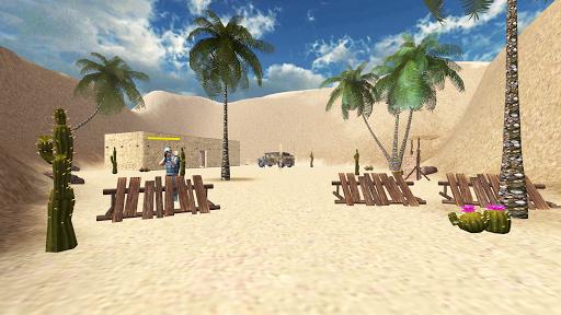 Desert Hawks: Soldier War Game screenshots 4