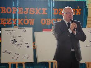 Photo: El director de l'escola polonesa