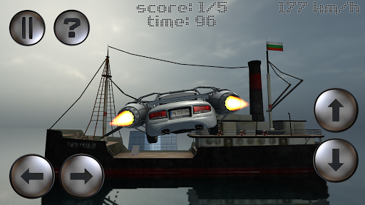 Jet Car - Extreme Jumping  screenshots EasyGameCheats.pro 2