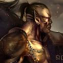 Guerreiro De Fantasia LWP icon