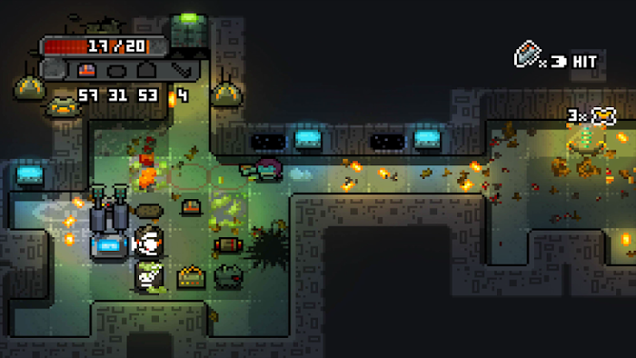Space Grunts- screenshot