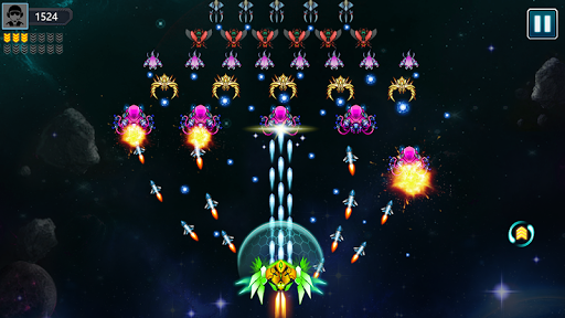 Galaxy Glory - Space Shooter & Attack - screenshot