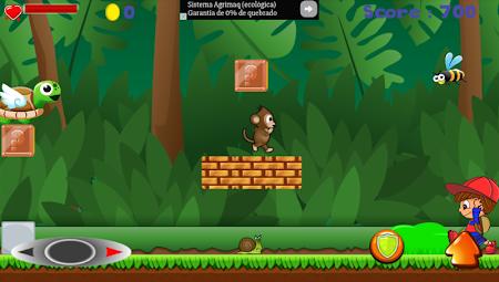 Halloween Run Free Game 1.0 screenshot 32396