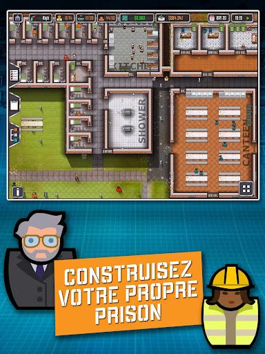 Prison Architect: Mobile astuce APK MOD capture d'écran 1
