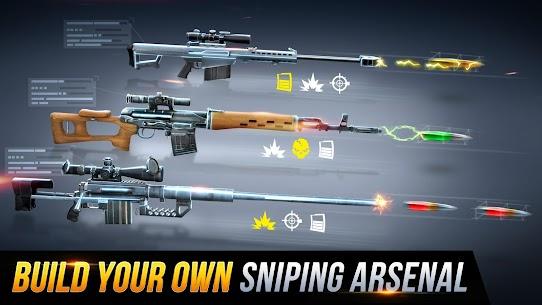 Sniper Honor: Free FPS 3D Gun Shooting Game 2020 3