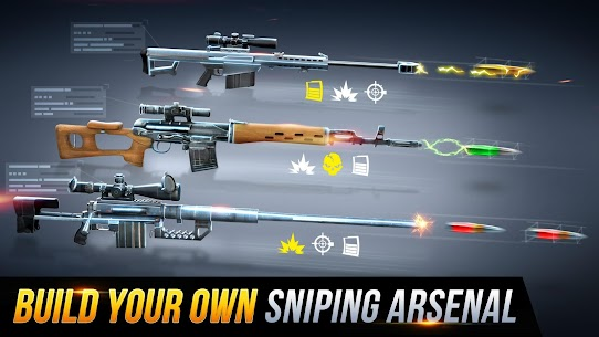 Sniper Honor MOD (Unlimited Money/Diamonds) 3