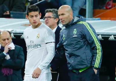 Zidane krijgt het hard te verduren: nu haalt ook vader James zwaar naar hem uit