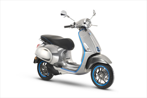 Electric Vespa